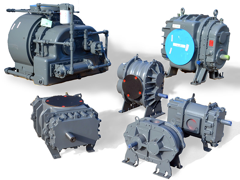 We maintain a huge stock and selection of Howden Roots blowers at our facility in Pennsylvania.