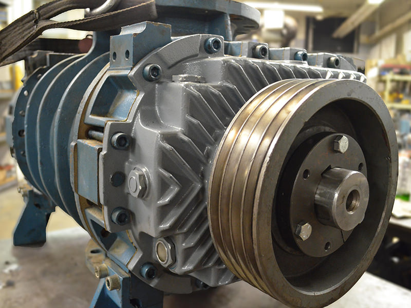 R&M technicians can repair or service any manufacturer's blowers.